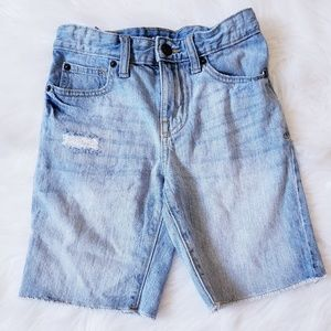 Youth Boy Distressed Shorts‼